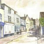 """Whitstable High Street"" by phils-art"
