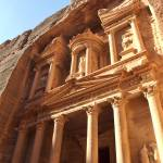 """Petra Treasury"" by travelbug"