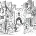 """""""Westgate Tower"""" by phils-art"""