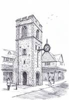 St George's Clock Tower