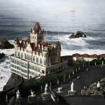 """Cliff House c1900"" by worldwidearchive"