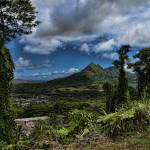 """Hills of Oahu"" by travelbug"