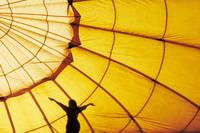 Inside a Yellow Balloon