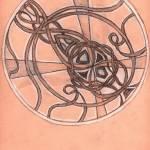 """""""Flagella Mandala"""" by PrettyLady"""