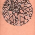 """""""Mitochondrion Mandala"""" by PrettyLady"""
