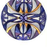 """""""Purple Mandala"""" by PrettyLady"""