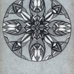 """""""Scarab Mandala"""" by PrettyLady"""