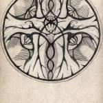"""Thistle Mandala"" by PrettyLady"