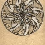 """""""Torqued Mandala"""" by PrettyLady"""