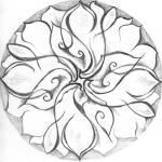 """""""Twisted Lotus Mandala"""" by PrettyLady"""