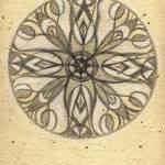 """""""Wheat Mandala"""" by PrettyLady"""