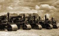 Steam Road Rollers
