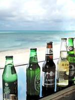 Cold Beers in Paradise
