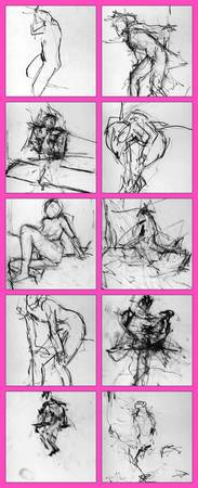 DRAWING SKILL MOSAIC 4 BY RICHARD LAZZARA