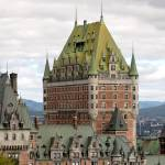 """Chateau Frontenac in Quebec City Canada"" by JimNesterwitz"