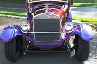 MODEL T FORD FRONT END 2
