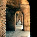 """Fort Jefferson Arches"" by anteaterjeter"