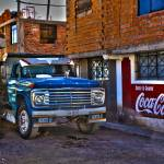 """hdr ford truck in chivay"" by gruntpig"