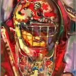 """Mark Gary – Goalie Prepared"" by chuberts"