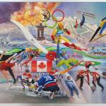 """Winter Olympics"" by chuberts"