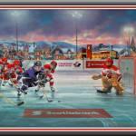 """David Craig – Classic Neighbourhood Hockey"" by chuberts"