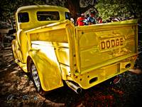 The Old Yellow Dodge