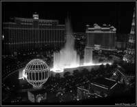 Las Vegas: Fountains @ Night