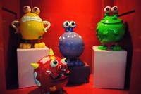 Monster Money Boxes.