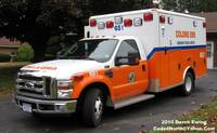 Colonie EMS Ambulance 651