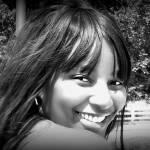 """Shacarla Rashid- B/W portrait"" by BluegrassOriginals"