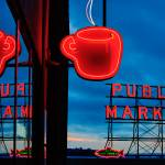 """Pike Place Coffee"" by Inge-Johnsson"