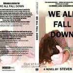 """We All Fall Down Book Cover"" by LaurenCurtis"