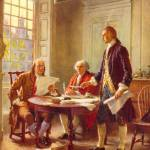 """WRITING THE DECLARATION"" by homegear"