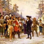 """LANDING OF WILLIAM PENN"" by homegear"