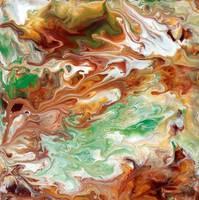 Abstract Fluid Painting 40