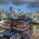 """Buddha Tooth Relic Temple"" by Anton-in-Singapura"