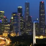 """Singapore CBD"" by Anton-in-Singapura"