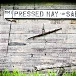 """Pressed Hay-4"" by digitalexpressions"