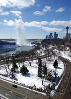 Niagara Falls in Winter 2