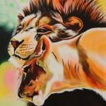 """""""Lions in Love"""" by bings"""