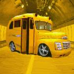 """Yellow Bus"" by artstoreroom"