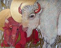The White Buffalo (and the Red)