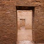 """Light Chaco Doors at Pueblo Bonito"" by kempscamera"