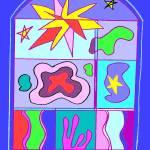 """Windowpane"" by missnancysart4u"