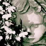 """Garden Angel"" by marytrostle"