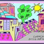 """Street Scene, Caracao"" by missnancysart4u"