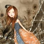 """Quail Girl"" by yarmalade"