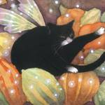 """Squash Cat"" by yarmalade"