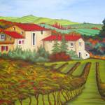 """""""Tuscany"""" by Schambon"""