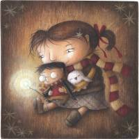 Harry Potter Fangirl Art Prints & Posters by Angela Matteson
